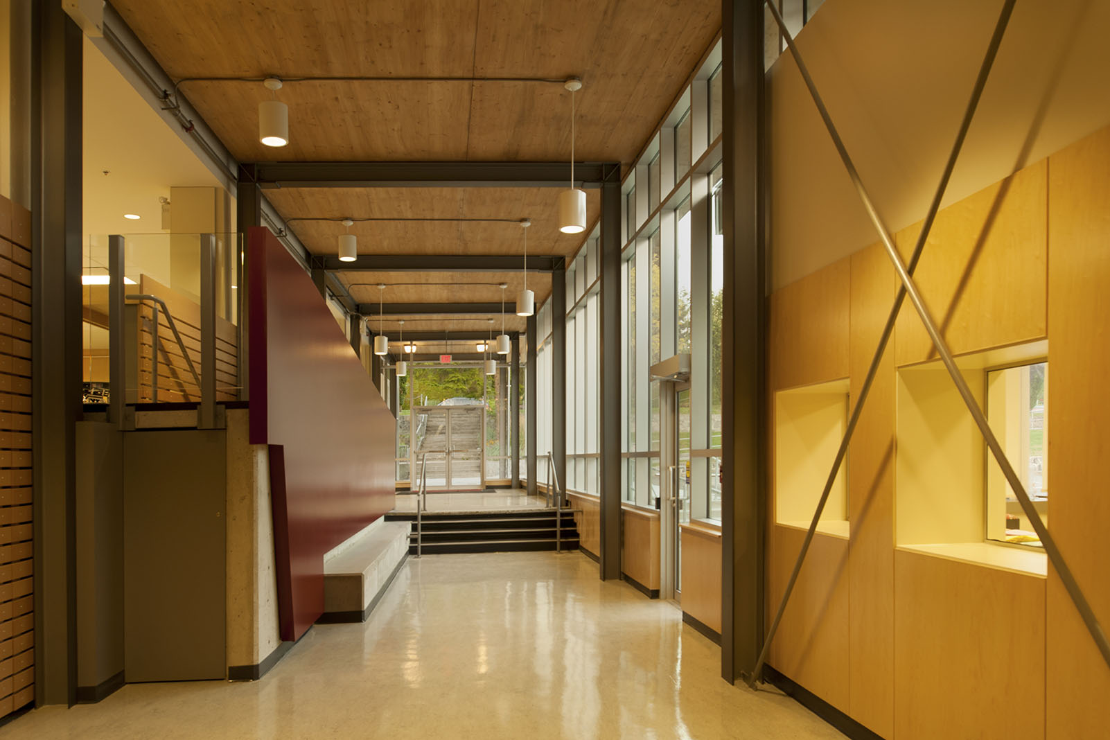 Mountainside Secondary Renovation