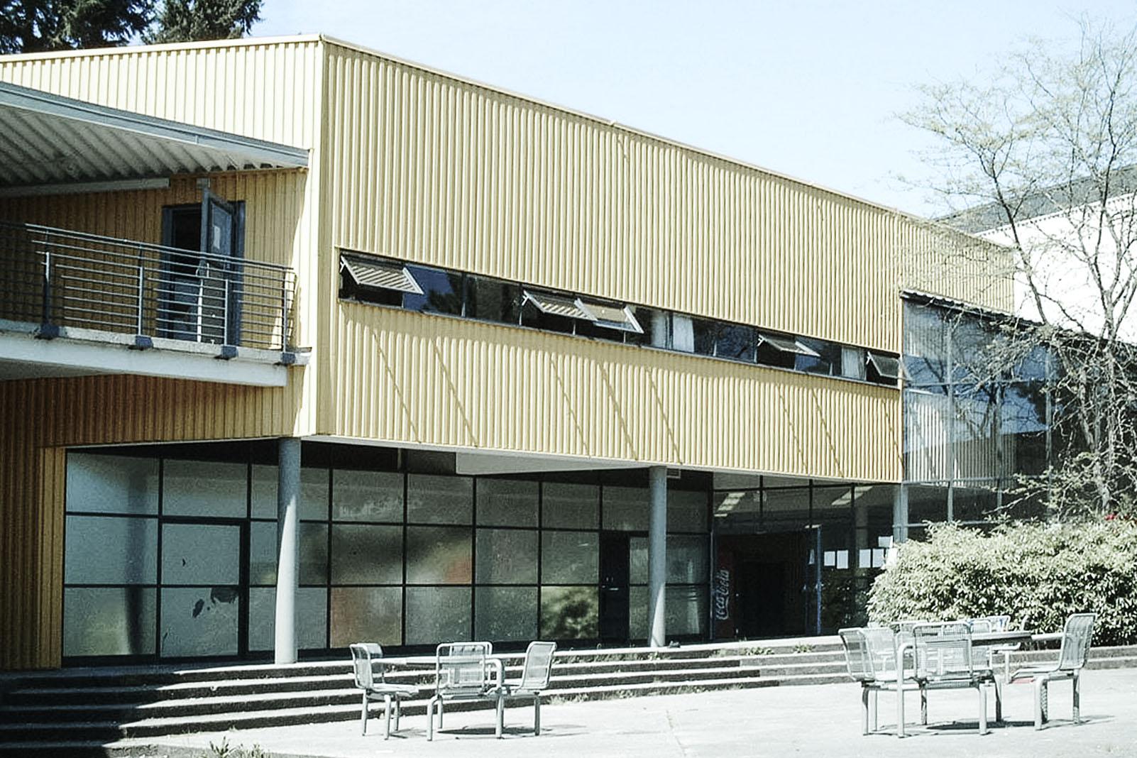 Windsor Secondary School — Before